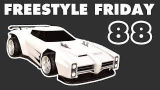 FREESTYLE FRIDAY 88 - Rocket League - JHZER