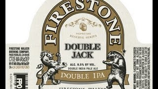 Firestone Walker Double Jack DIPA (12oz Bottles) | Beer Geek Nation Craft Beer Reviews