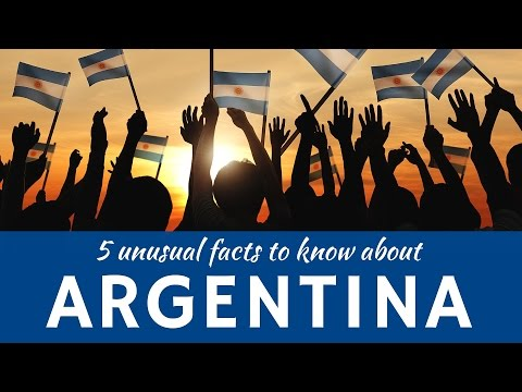 Argentina: 5 Facts about an Interesting South American Country