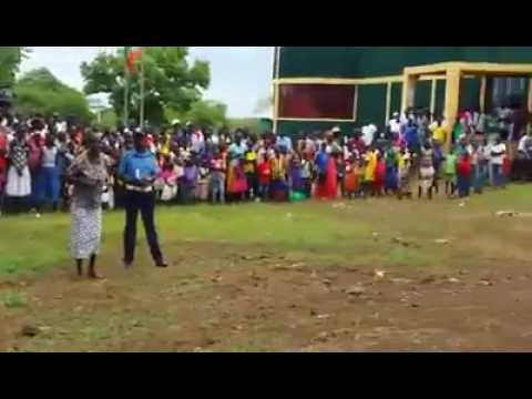 Gambella Anyuak Traditional dance