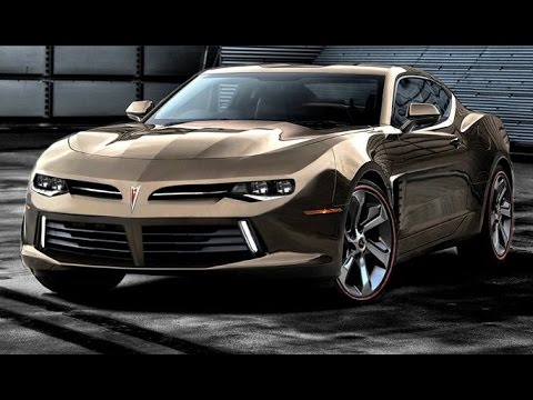 2018 Buick Firebird & Trans Am - 2 Legends Return - YouTube