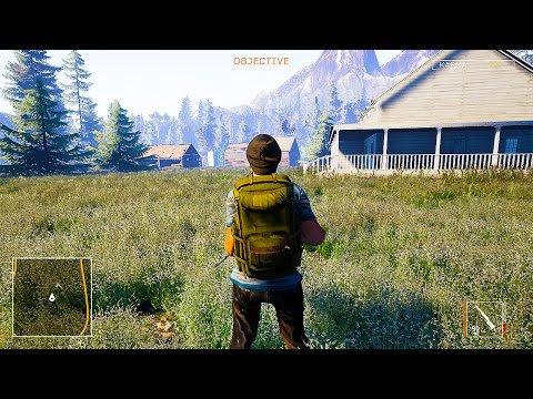 THE DAY AFTER Official Trailer (New Open World Game 2017)