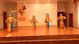"""Студия восточного танца """"Файруз"""" - наше первое саиди!"""