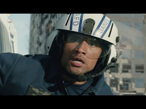 San Andreas | Official Trailer | In cinema 26 June 2015