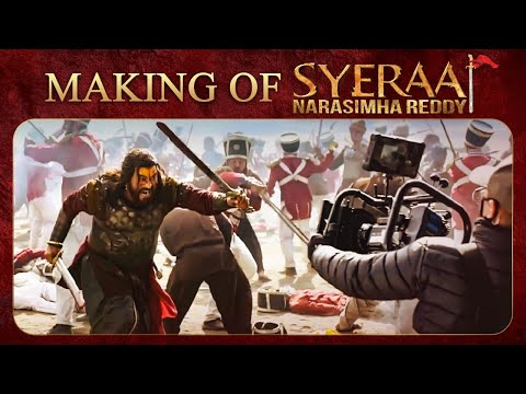 Making of SyeRaa Narasimha Reddy Movie
