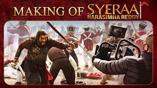 Telugutimes.net Making of Syeraa