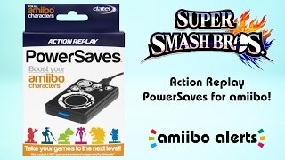 Action Replay PowerSaves for Amiibo Review | Cheat, Hack & Back-Up Your Figures!