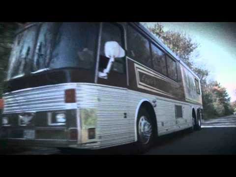 Classic Tour Bus Used By Willie Nelson And His Band Hits The Road To Auction...