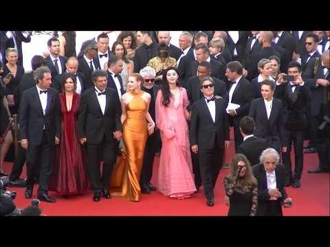 WILL SMITH & FAN BING BING at Cannes Film Festival 2017.