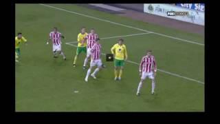Чемпионат Англии 2012 13 Норвич 1 0 Сток Джонсон(, 2016-12-31T12:06:07.000Z)