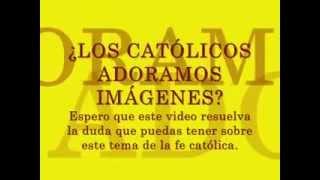 Gambar cover Los catolicos no adoramos imagenes