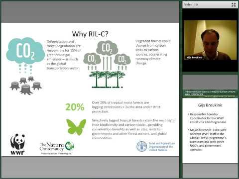 Reducing Emissions through Reduced Impact Logging RIL C