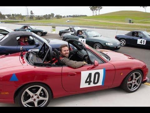 MX5 Club Supersprint Sydney Motorsport Park 27th April 2014