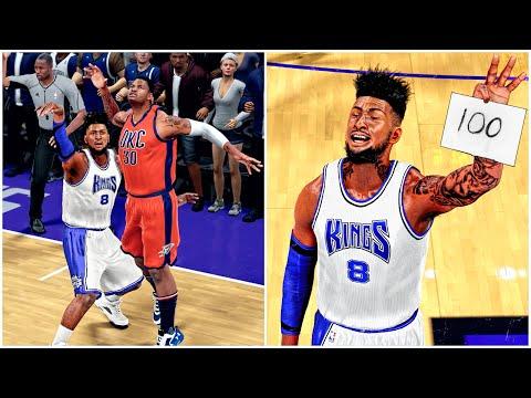 50 POINTS IN 15 MINS TRIPLE OVERTIME | BREAKING WILT 100 POINT RECORD | NBA 2k16 MyCareer