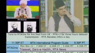 Why are most Khalifas from Hadhrat Mirza Ghulam Ahmad's Family?