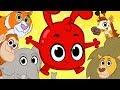 Morphle Loves Animals! Animal super hero videos for kids!