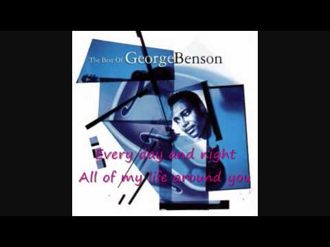 George Benson - I Just Want To Hang Around You