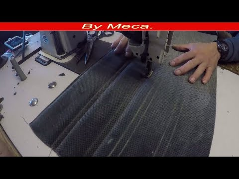 How to Upholster A Bucket Seat. part 3-4 | How to Sew Cars ...
