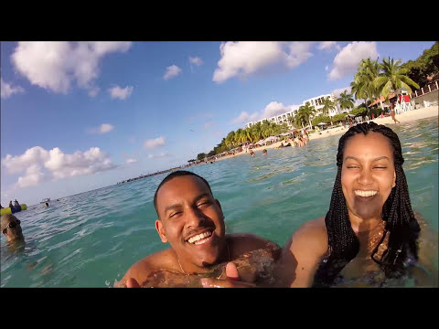 Ethiopian family travels to Jamaica!!!
