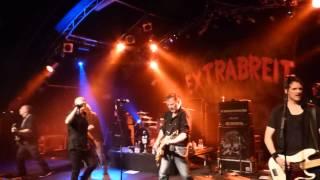 EXTRABREIT - Hart wie Marmelade - Hamburg (Markthalle) 30.12.2014
