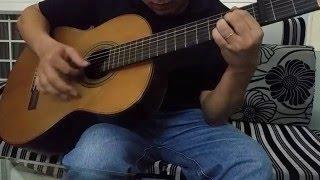 Về Đi Em (Trần Tiến) Guitar solo & cover
