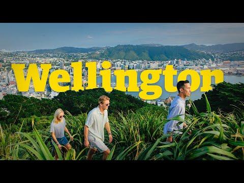 WELLINGTON CITY | The World's Coolest Little Capital