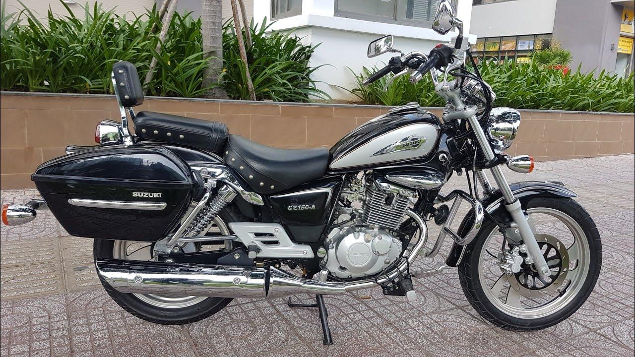 Moto Suzuki GZ150-A phun xăng Fi giá rẻ .41tr mới về tại tuấn moto .sdt 0369669659