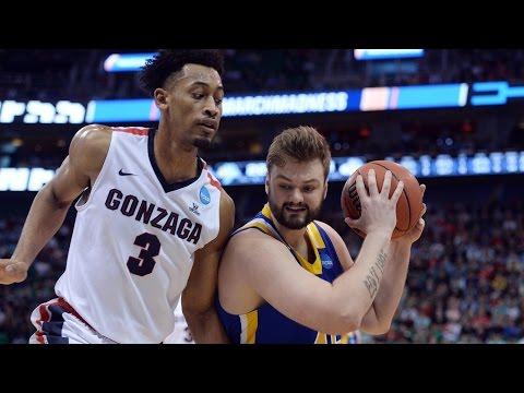 South Dakota State vs. Gonzaga: Game Highlights