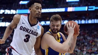 South Dakota State vs. Gonzaga: Game Highlights