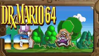 La persecución contunúa/Dr. Mario 64 #16