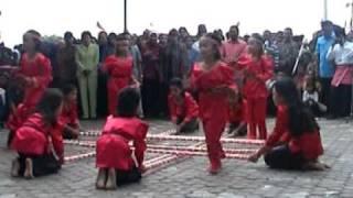 Tari Lulo Alu, Buton, Sulawesi Tenggara