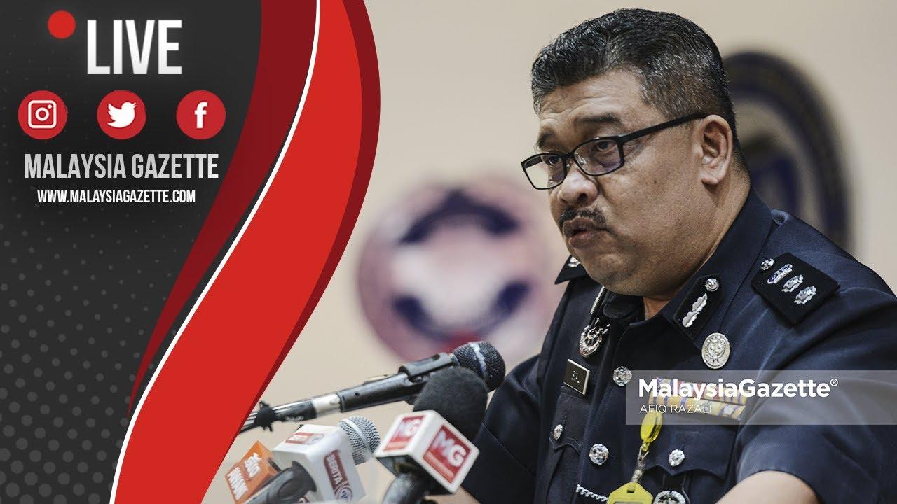 MGTV LIVE : Suasana PKP Di Selangor Masih Aman Dan Selamat - ACP Ismail Muslim