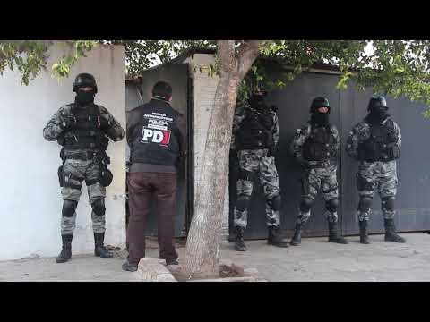 15062018 VIDEO allanamientos y det en Santa Fe x drogas