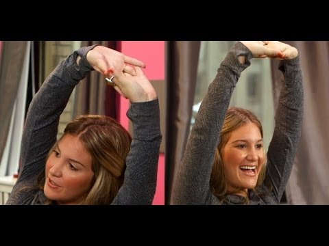 3 Seated Stretches to Do in Front of the TV | Healthy Living | Fitness How To