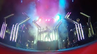 GoPro Music: The Glitch Mob - LIVE at Red Rocks Ampitheater