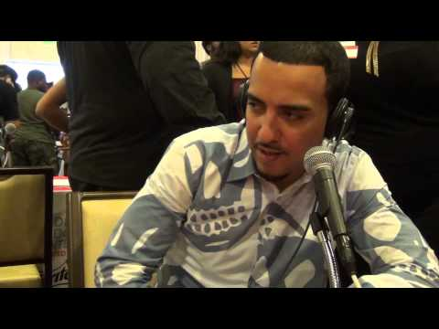 BET Awards 2015: French Montana Interview