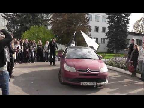 """видео: Осенний старостат """"Монтаж за час"""".wmv"""