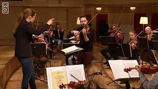 "Wohnzimmer Konzert //  C. Saint-Saëns ""Introduction et Rondo capriccioso"" op. 28"