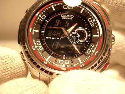 Часы касио эдифайс 121д 7а