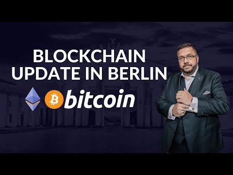 Blockchain Update in Berlin   Andreas Baese   Berformance Group   Part 2 aus Berlin