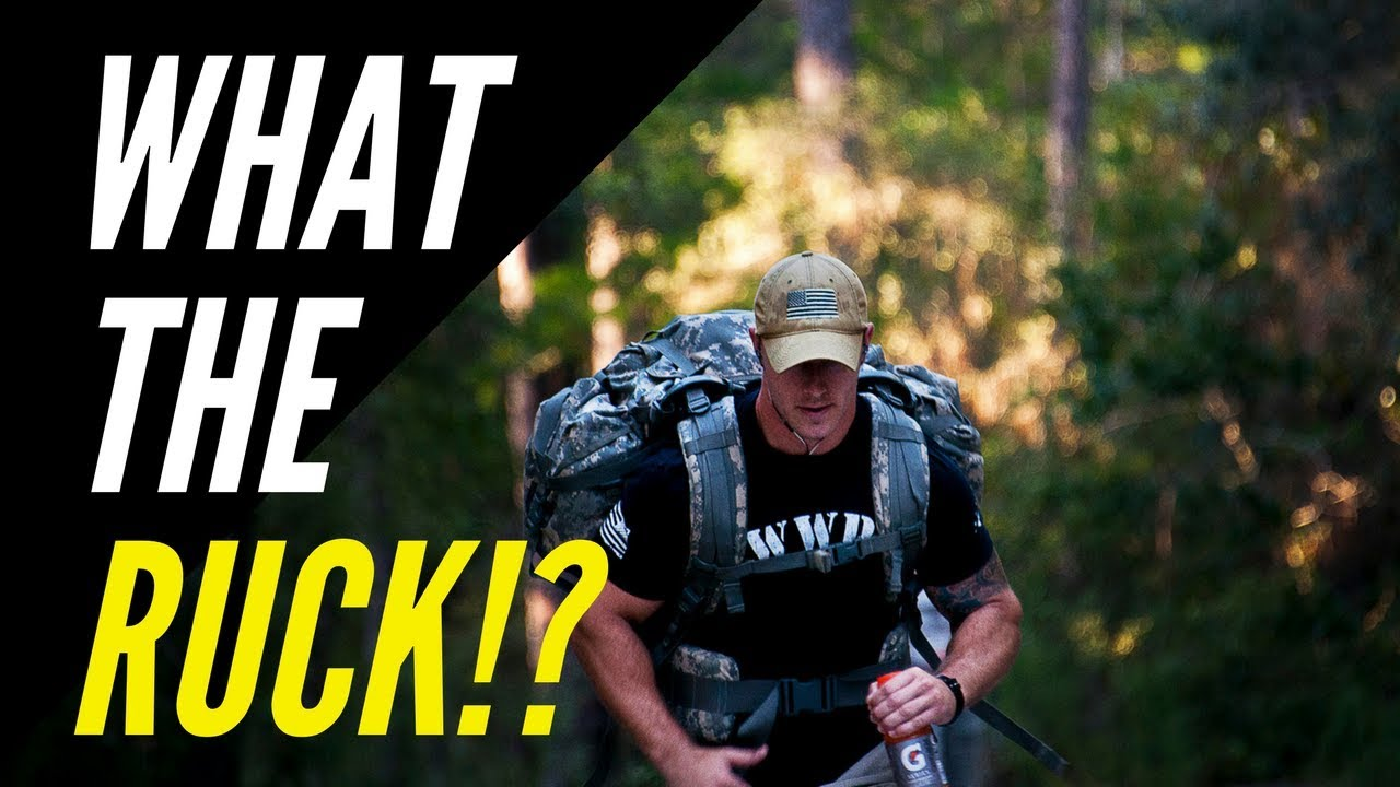 Garage gym workout what the ruck youtube