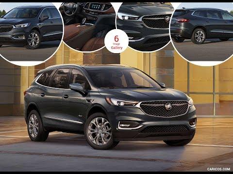 2018 Buick Enclave Avenir Accessories