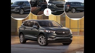 2018 Buick Enclave Avenir Accessories