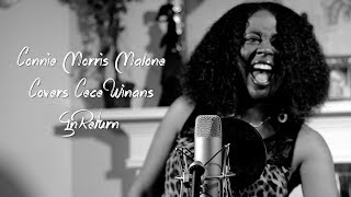 CeCe Winans - In Return cover by Connie Morris Malone