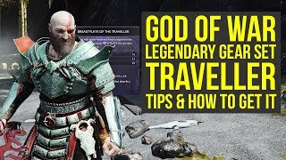 God of War Tips Traveller Legendary Gear - HOW TO GET IT (God of War 4 Tips - God of War Best Armor)