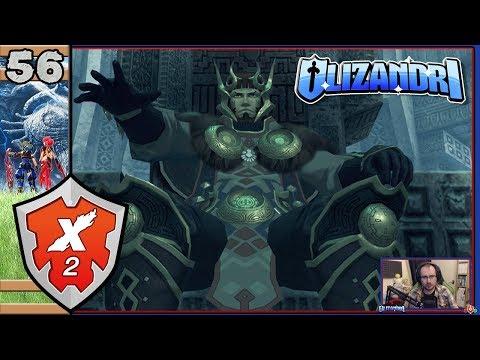 Xenoblade Chronicles 2 - Reaching Theosoir, King Eulogimenos' Trap, Low Ether Escape - Episode 56