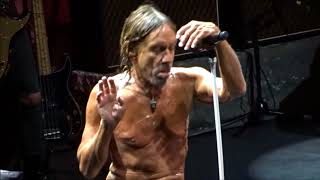 Iggy Pop - Down On The Street - Live 2017