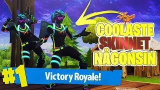 YOU WIN MORE EASILY WITH THIS SKIN?! -Fortnite Battle Royale in English