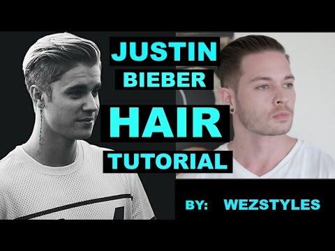 HAIR TUTORIAL | JUSTIN BIEBER | HAIRSTYLE | UNDERCUT by WEZSTYLES