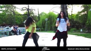 ALINA DUMA: EL ALFA- Como yo me muevo ( DEMBOW Zumba® fitness choreography)